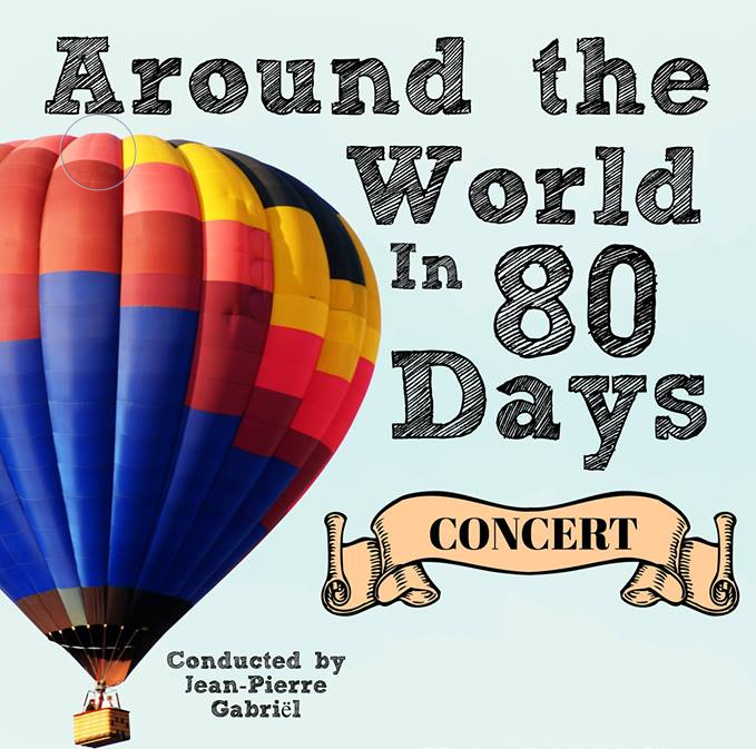 Concert 'Around the World in 80 days'
