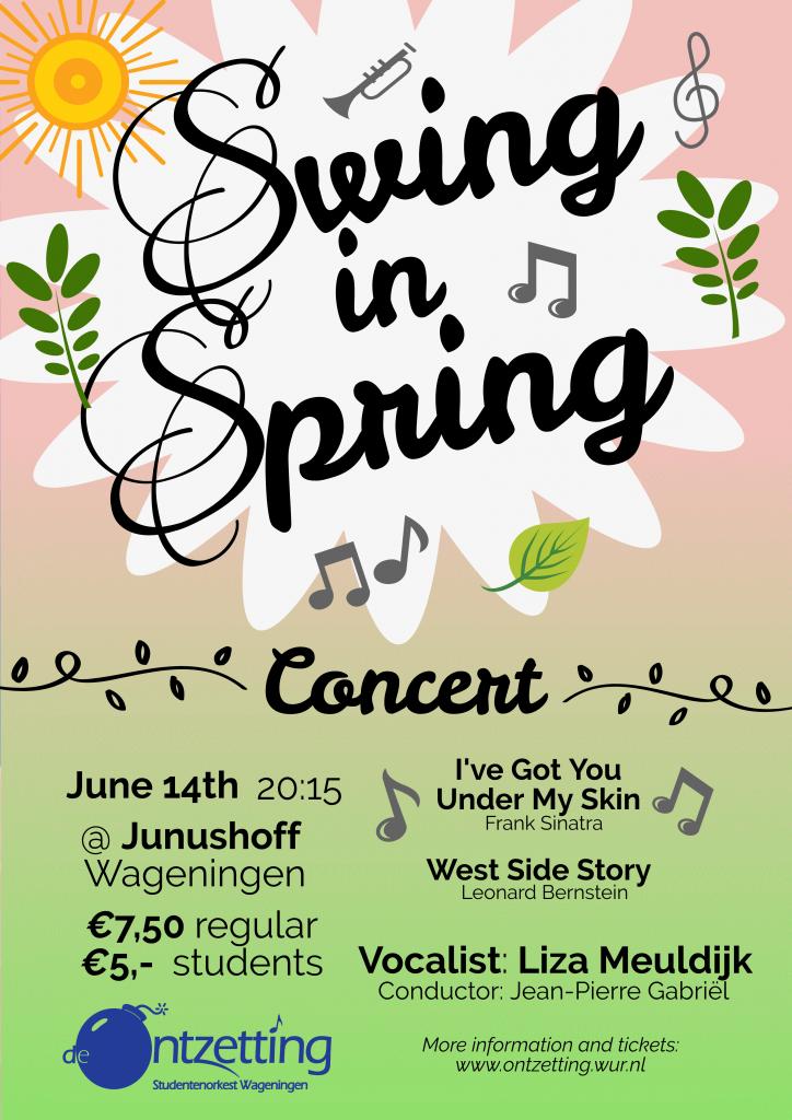 Concert 'Swing in Spring'